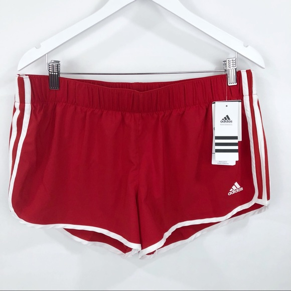 Modifiche da Accor video  red and white shorts womens > Clearance shop